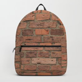 Stone Brick Wall Backpack