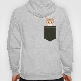 Chase - Cute Cat gifts for pet lovers cat lady gifts and perfect gifts for cat person and cute tabby Hoody