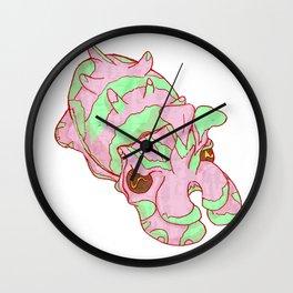Flamboyant Cuttlefish IV Wall Clock