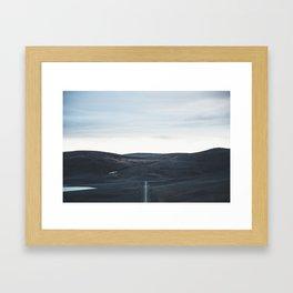 Midnight Driving part 2 Framed Art Print