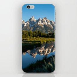 Grand Teton Sunrise iPhone Skin
