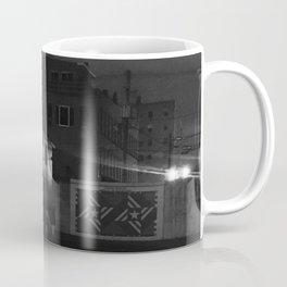 Old train car. Coffee Mug