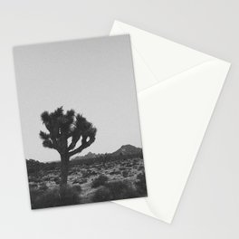 JOSHUA TREE VI (B+W) Stationery Cards