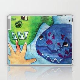 Ham Ham little Hand Laptop & iPad Skin