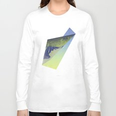 Triangle Mountains Long Sleeve T-shirt