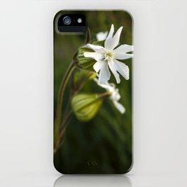 Wild Flower iPhone Case