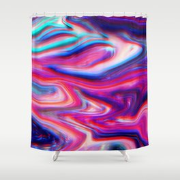 DiiPy Trippy Shower Curtain
