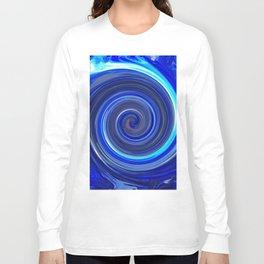 Abstract Mandala 283 Long Sleeve T-shirt