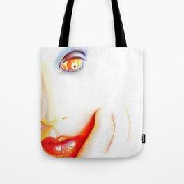 Pale Tote Bag