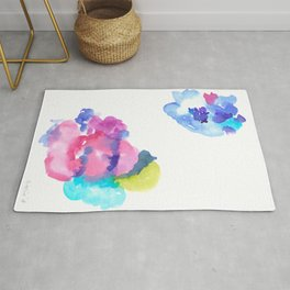 180802 Beautiful Rejection  9 | Colorful Abstract Rug