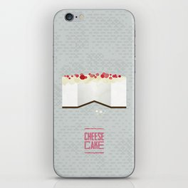 CheeseCake iPhone Skin