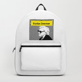 Krystian Zimerman Backpack