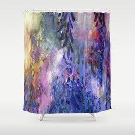 Wisteria Cantata Shower Curtain