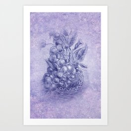 fruit basket -2- Kunstdrucke