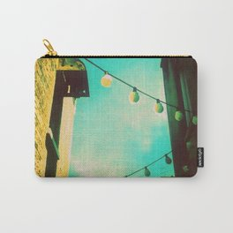 Valley Laneway in Lights  Carry-All Pouch