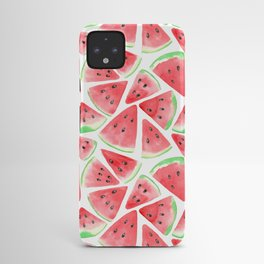 Watermelon slices pattern  Android Case