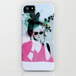 Sunglasses iPhone Case