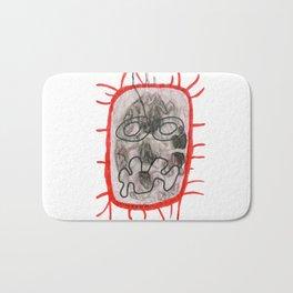 metanimal - bacteria Bath Mat