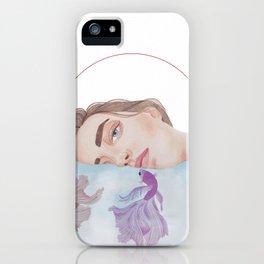 Goodbye Juliet iPhone Case