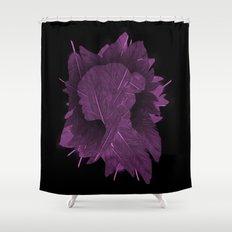 Ornithology-D Shower Curtain