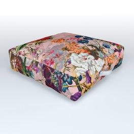 Summer Botanical Garden VIII - II Outdoor Floor Cushion