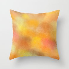 Don't say a word Throw Pillow