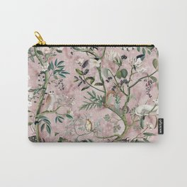 Wild Future pink Carry-All Pouch