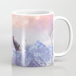 Mount Whales Coffee Mug