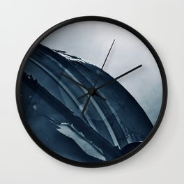 Decaying Deco Wall Clock