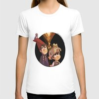 over the garden wall T-shirts featuring Over the Garden Wall by stubbornpotato