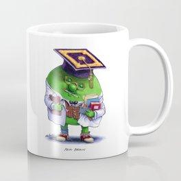 Pea Brain Coffee Mug