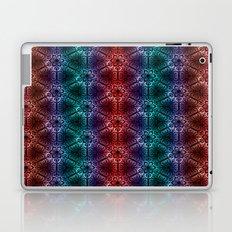 Multi Color Neon Lights Laptop & iPad Skin