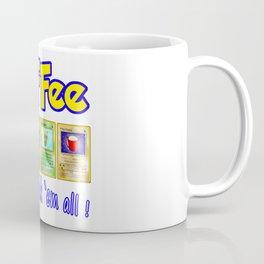 Gotta Drink Em All Coffee Mug