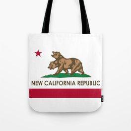 New California Republic Tote Bag