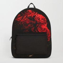 Fine Art Photography Print -  English Rose Backpack