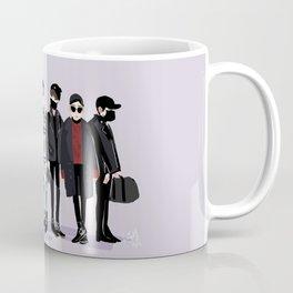 BTS airport fashion Coffee Mug