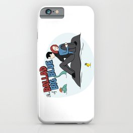 The Ballad of Big Blue iPhone Case