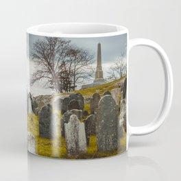Old Burial Hill, Salem, MA Coffee Mug