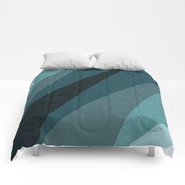 Six Shades of Sea Comforters