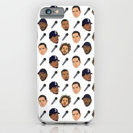 Rappers FL iPhone Case
