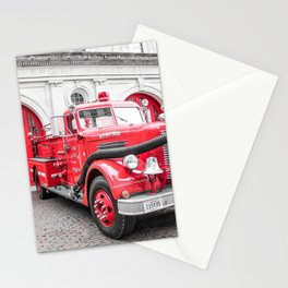 Fire Engine House No. 1 Stationery Cards