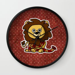 Mommy's Future Gryffindor Wall Clock