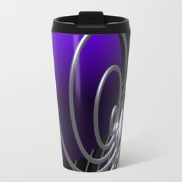 go violet -07- Travel Mug