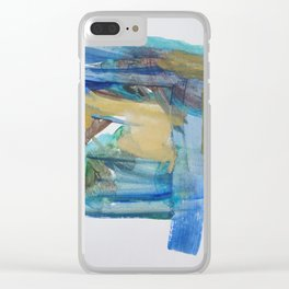 Ascond Clear iPhone Case
