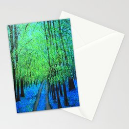 Bluebell woods  Stationery Cards