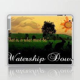 Watership Down Laptop & iPad Skin
