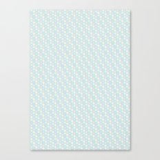 Hexagonal Canvas Print