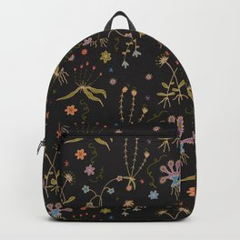 Flora of Planet Hinterland Backpack