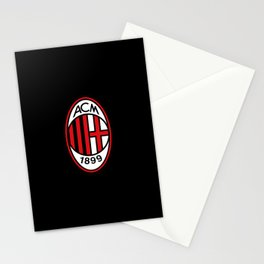 AC Milan Stationery Cards