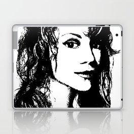 Mariah Laptop & iPad Skin
